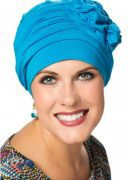 Bamboo Cuddle Hat Tranquility Blue