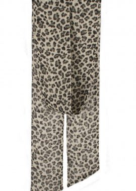 Jungle Leopard Black