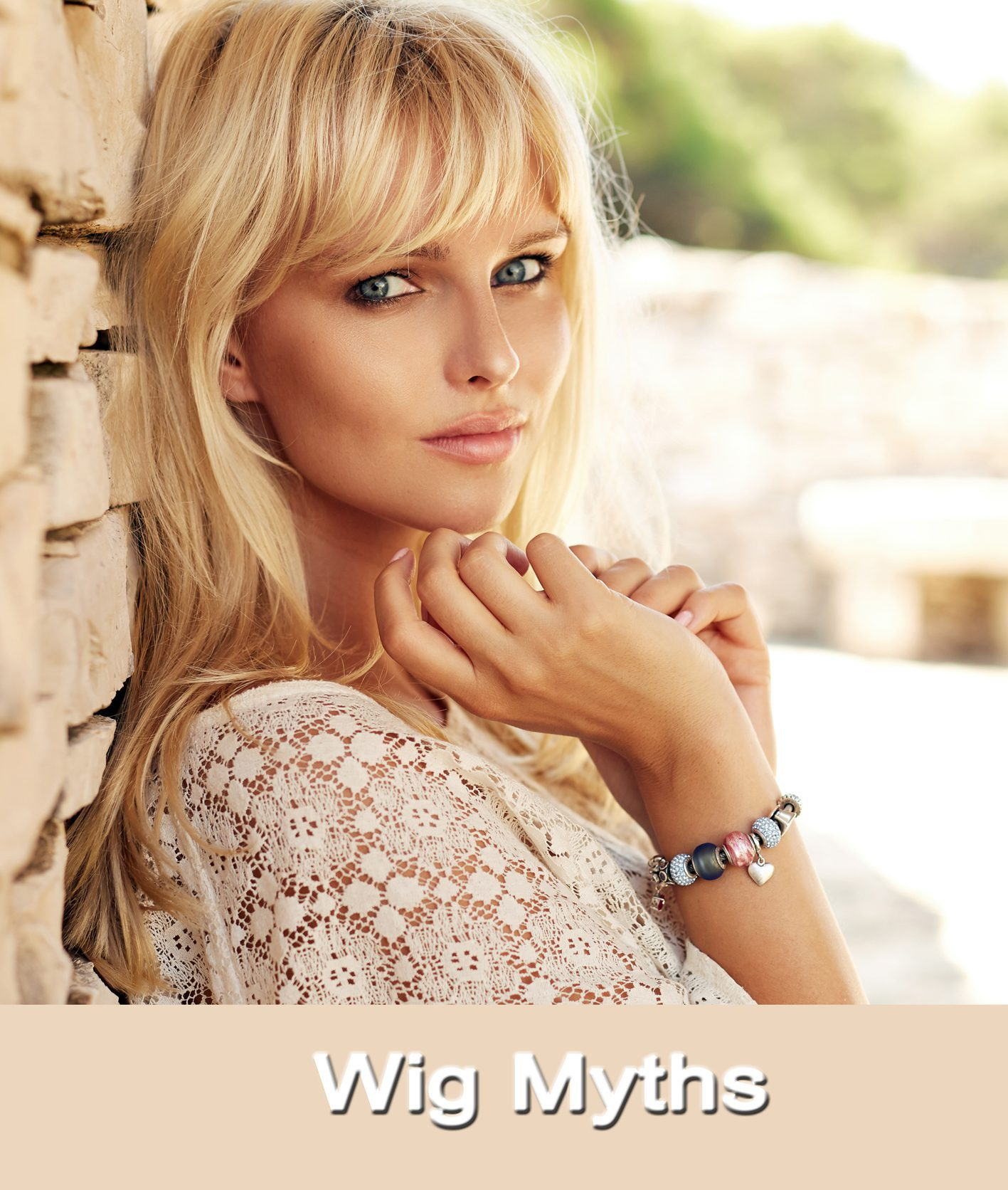 6 Myths about wearing wigs