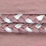 Pink Blush/White