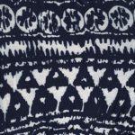 Navy Batik