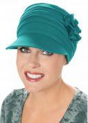 Bamboo Florette Newsboy Hat