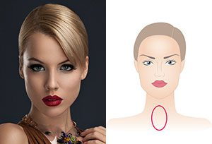 Oval-Face-Shape-model