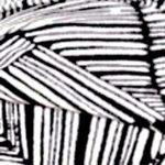 Black/White Geometric
