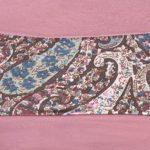 Rose Quartz/Multi Paisley